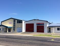 Pukehina Community Hall _ Fire Station