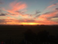 Pukehina Sunset