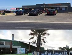 The Hippy Pipi & The Store, Pukehina